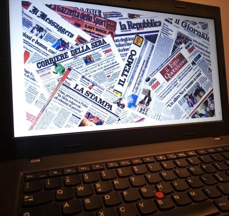 Il giornale dove lavorava prima di licenziarlo non rimuove dal web un suo pezzo ritenuto diffamatorio: pignorato il conto bancario di un cronista